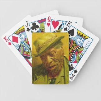 NZ Maori Leader Chieftain Historic Art Deck Of Cards