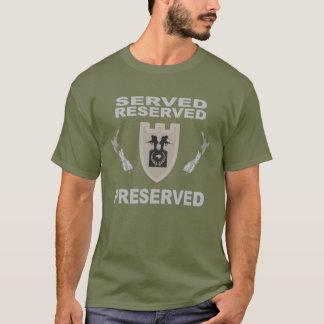 NZ MOTHBALLED WARRIOR T-Shirt