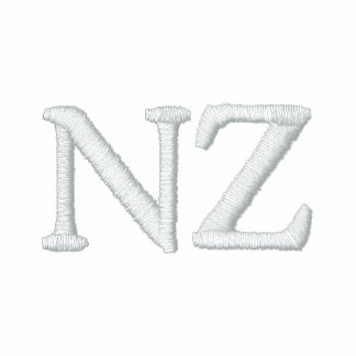 NZ Patriotic Embroidered Designer Shirt