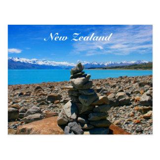 nz rocks postcard