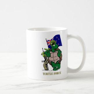 NZ TERRITORIAL FORCE(TURTLE FORCE) COFFEE MUG