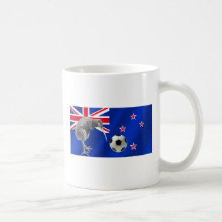 NZ todos los regalos de los fanáticos del fútbol d Taza De Café