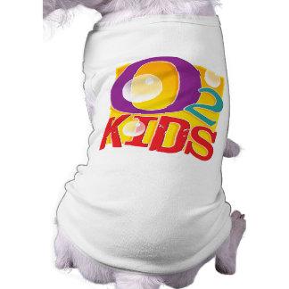O2 Kids Doggie Shirt