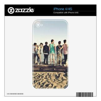 O2L iPhone 4 SKIN