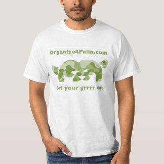O4P - Camo Green T-Shirt