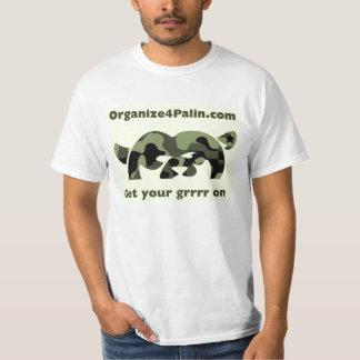 O4P Camo Light Green T-Shirt