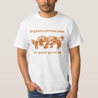 O4P - Camo Orange - T-Shirt