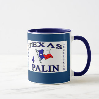 O4P Texas4Palin Coffee Cup