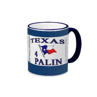 O4P Texas4Palin Coffee Cup