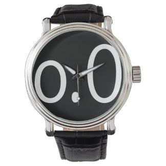 o.0 White Wrist Watches