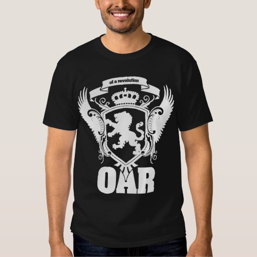 O.A.R. Camisa de la fan