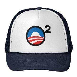 O ajustó el término de Obama en segundo lugar Gorros