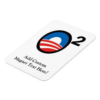 O ajustó el término de Obama en segundo lugar Iman