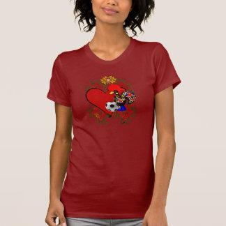 O Amor un Portugal - un Selecção das Quinas Camisetas