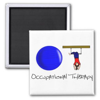 O and T 2 Inch Square Magnet