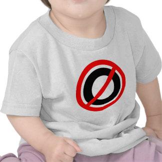 O anti camisetas