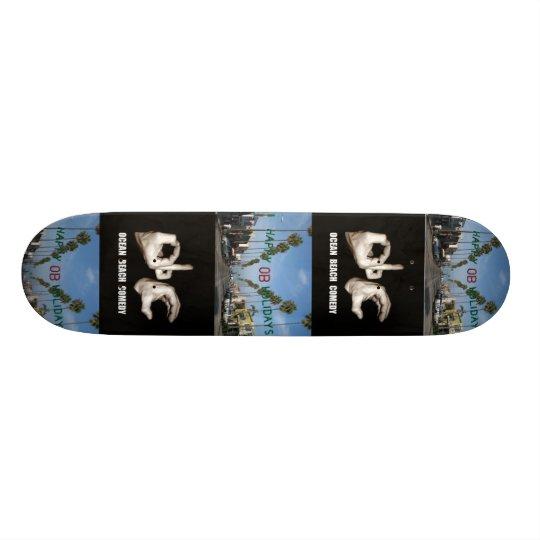 O.B.C. Sk8board #4 Skateboard
