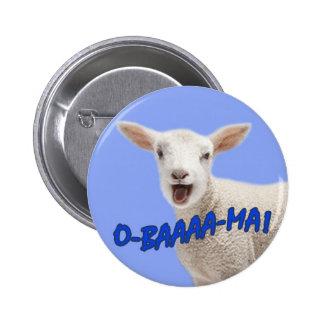 O-Baaa-Ma! Button