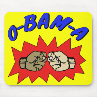 o-BAM-apad Mouse Pads