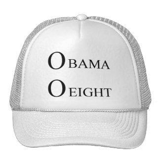 O BAMA O EIGHT TRUCKER HAT