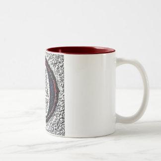 O-BAMA Two-Tone COFFEE MUG