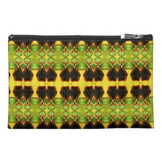 O. Blitopertha Kilim Travel Accessory Bags