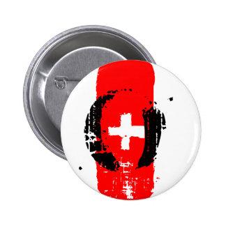 O+ Blood Type Button
