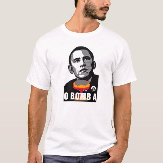 O-BOMB-A t-shirt