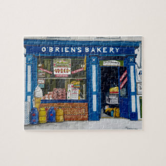 O´ Brien´s Bakery Jigsaw Puzzle