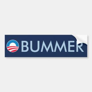 O Bummer Car Bumper Sticker