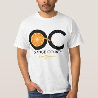 O.C. Camiseta para hombre del Condado de Orange,