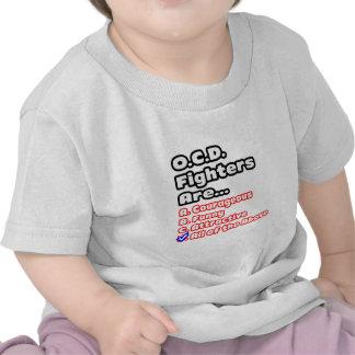 O.C.D. Fighter Quiz Tshirts