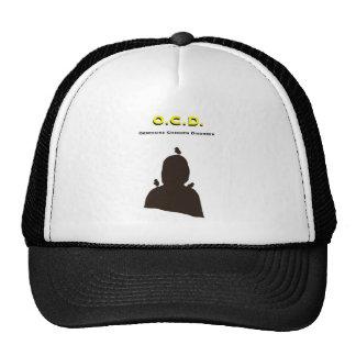 O.C.D. Obsessive Chicken Disorder Trucker Hat