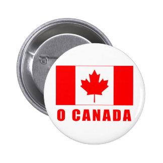 O CANADÁ con las camisetas canadienses de la bande Pins