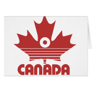O Canada Day Card