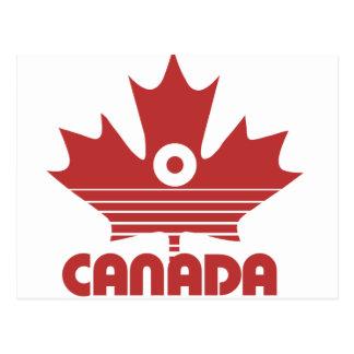 O Canada Day Postcard