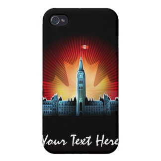 O Canada Eh! iPhone 4 Speck Case