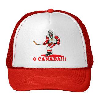 O Canada Hockey Gold Medal Trucker Hat