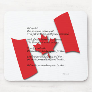 O Canada Mouse Pads