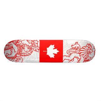 O Canada Skateboard