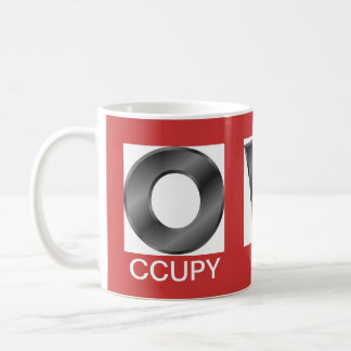 O CCUPY W ALL S TREET COFFEE MUG