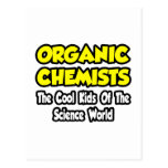 O-Chemists...Cool Kids of Science World Post Card