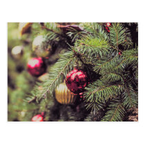 O Christmas Tree Postcard