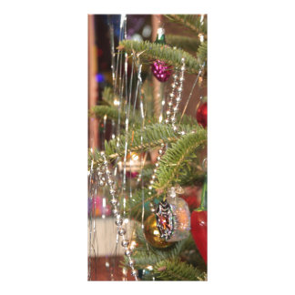 O Christmas Tree! Personalized Rack Card