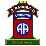 O Co, 75.o regimiento de infantería - guardabosque Escultura Fotografica