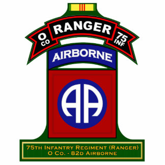 O Co, 75th Infantry Regiment - Rangers, Vietnam Cutout