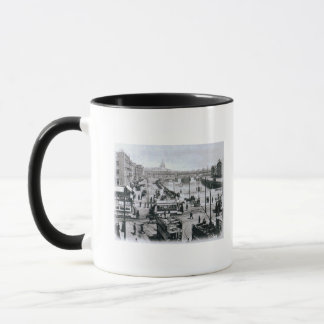 O' Connell Bridge and the River Liffey, Dublin Mug