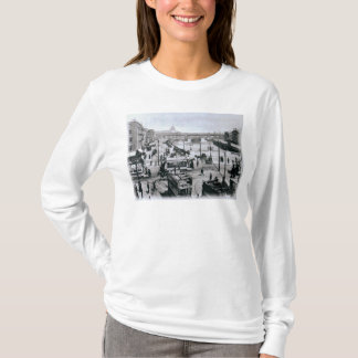 O' Connell Bridge and the River Liffey, Dublin T-Shirt