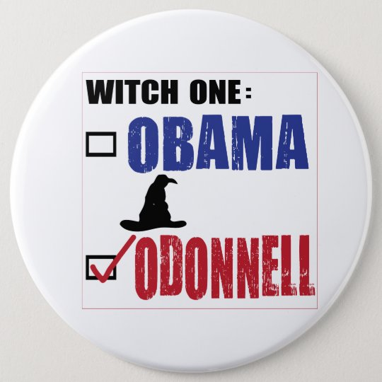 o donnell witch Button
