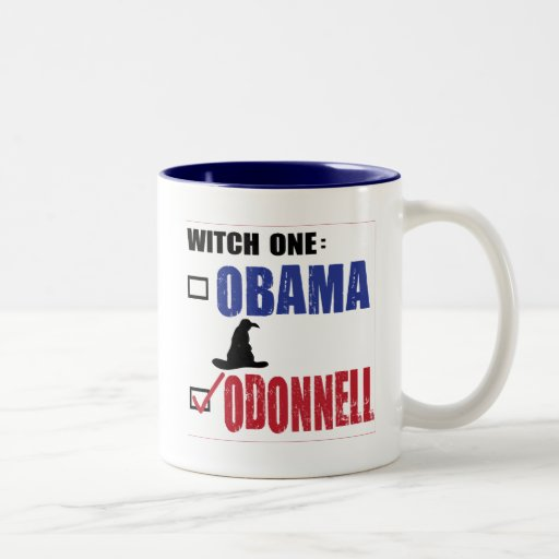 O Donnell Witch Mug